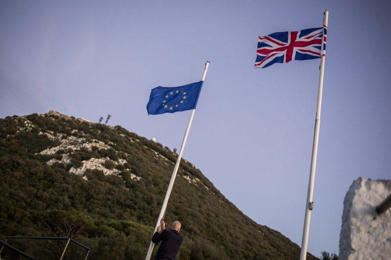 Gibraltar Britain Brexit